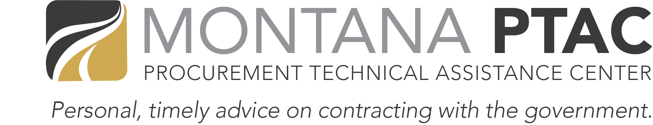 Montana Procurement and Technical Assistance Logo